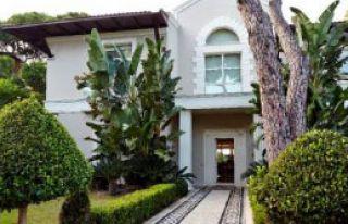 Putin, Atatürk Çiçekli Villada Kaldı
