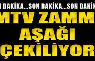 Bakanlar Kurulu Sonrası Flaş MTV Zammı Açıklaması