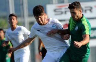 Bursaspor 2-0 Yendi