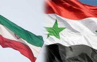 İran'dan 'Suriye' Atağı
