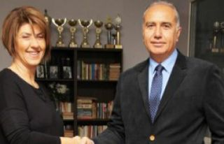 KTK'nın İlk Kadın Başkanı Göreve Başladı
