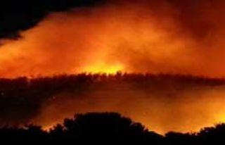 Petkim'de Korkutan Yangın