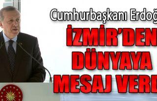 Devletin Zirvesi İzmir'de