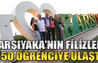 Karşıyaka'nın Filizleri 650 Öğrenciye Ulaştı