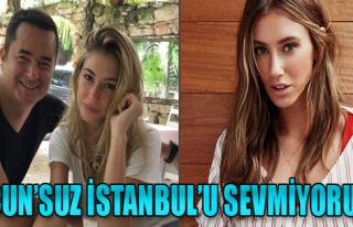 'Acun'suz İstanbul'u Sevmiyorum'