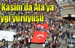 İzmir Atası İçin Yürüyecek