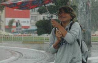 Niğde'de Sağanak Yağış
