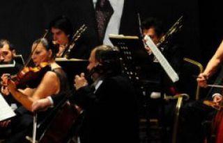 Çanakkale'de Klasik Müzik Ziyafeti
