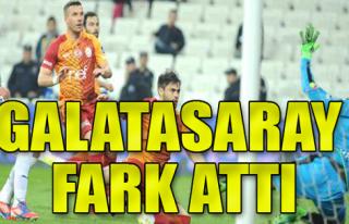 Bursaspor: 0 - Galatasaray: 5