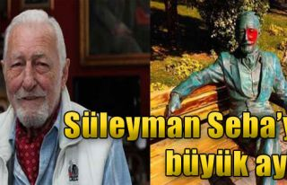 Süleyman Seba'ya Büyük Ayıp!
