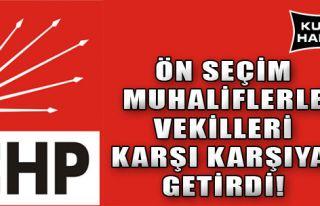 CHP İzmir'de Ön Seçim Polemiği