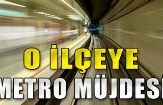 O İlçeye Metro Yolda