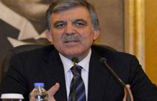 Gül'den Koalisyon Açıklaması