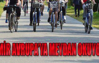 Haydi İzmir, Pedal Başına