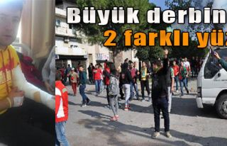 Karşıyaka-Göztepe Derbisinin 2 Farklı Yüzü
