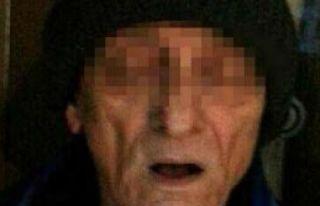 Spreyli Soyguncu Emekli Astsubay Çıktı