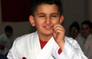 Görme Engelli Taha'nın Karate Azmi