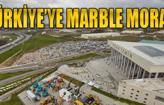 Türkiye'ye MARBLE Morali