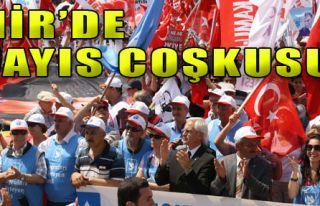 İzmir'de 1 Mayıs Coşkusu!