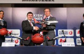 Thy, Japon Basketbol Liginin Sponsoru