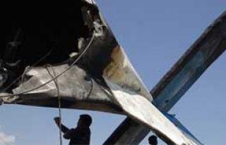 İnsansız Hava Aracı Düştü