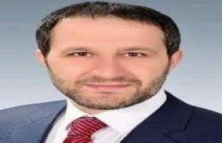 AK Parti Hakkari İl Başkanlığına Emrullah Gür...