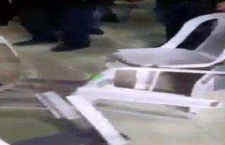 AK Parti İlçe Kongresinde Arbede Çıktı
