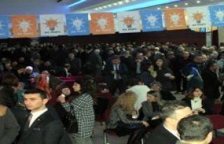 AK Parti Yozgat'ta Temayül Yoklaması Yaptı