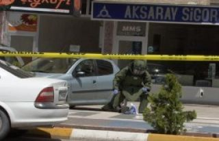 Aksaray'da Bomba Paniği