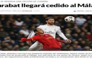 Amrabat İspanya Manşetlerinde