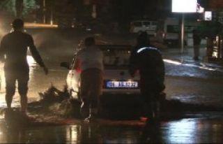 Ankara'da Sel Felaketi!