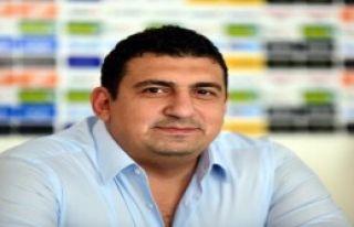 Ali Şafak Öztürk Görevinden Ayrıldı