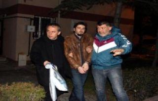 Aranan Fetö'cü Pilot Binbaşı Edirne'de Yakalandı