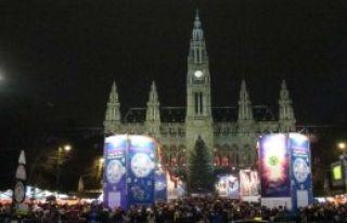 Avusturya Yeni Yıla Muhteşem Girdi