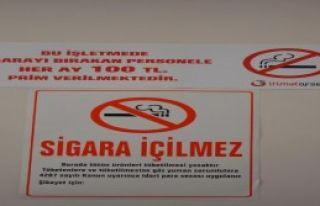 Aylık 100 Lira Prim De Sigaradan Vazgeçiremedi