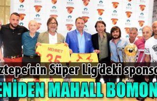 Göztepe'nin Süper Lig'deki Sponsoru Yeniden Mahall...