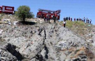 2 Öğretmen 50 Metrelik Uçurumda Öldü