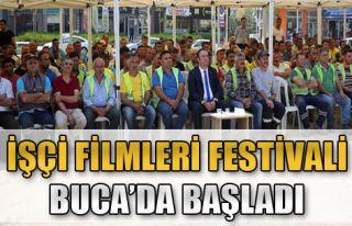 İşçi Filmleri Festivali Buca'da Başladı