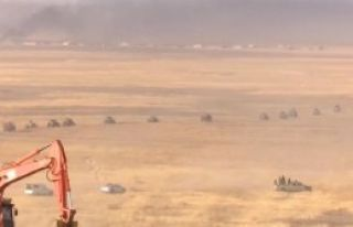 Barzani Güçleri Işid'e Operasyon Başlattı