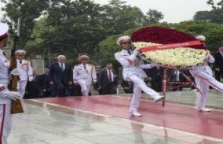 Başbakan Yıldırım Vietnam'da