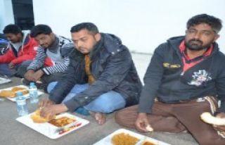 Başkale'de 23 Kaçak Yakalandı