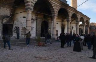 Başkan Kışanak: Sur'daki Tablo Yüreğimizi Yakıyor