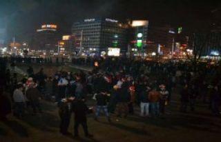 Ankara'da Yeni Yıl Coşkusu
