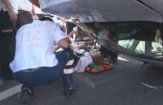 Başkent'te Kaza: 8 Yaralı