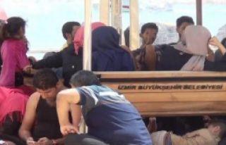 60 Suriyeli Kurtarıldı