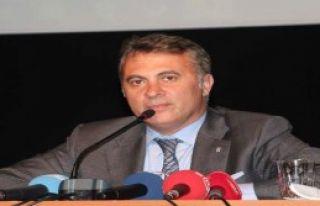 Beşiktaş Başkanı'ndan Stat Açıklaması
