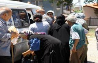 İzmir'deki Suriyeliler