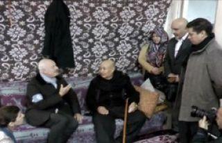 Bm Temsilcisi Mistura Gaziantep'te Muhaliflerle Görüştü