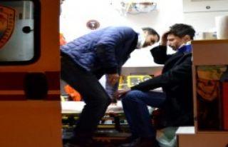 Bodrum'da 2 Avukat Kazada Yaralandı