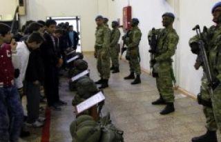 Bolu Komando Tugayı, Liselileri Ağırladı